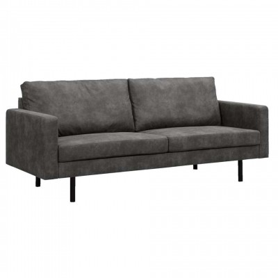 Sofa 3-Sitzer, moderne Couch ELIO