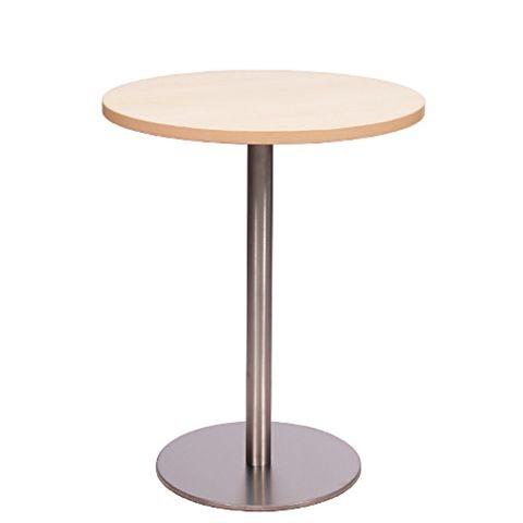 Tisch MARIANO D60-25 Edelstahl