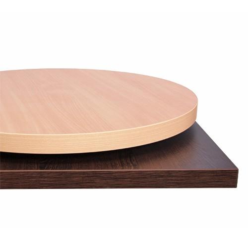 Laminat beschichtete Tischplatte mit ABS Kante