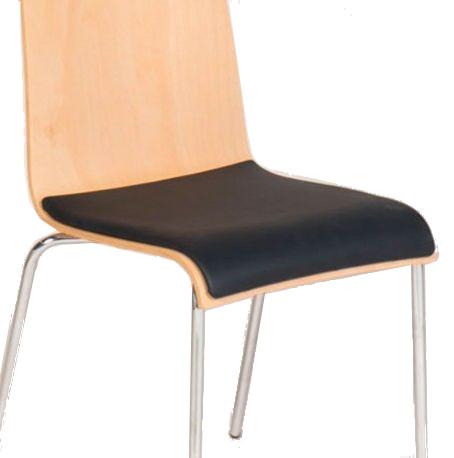 Sitz gepolstert
