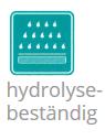 Hydrolyse-bestandig