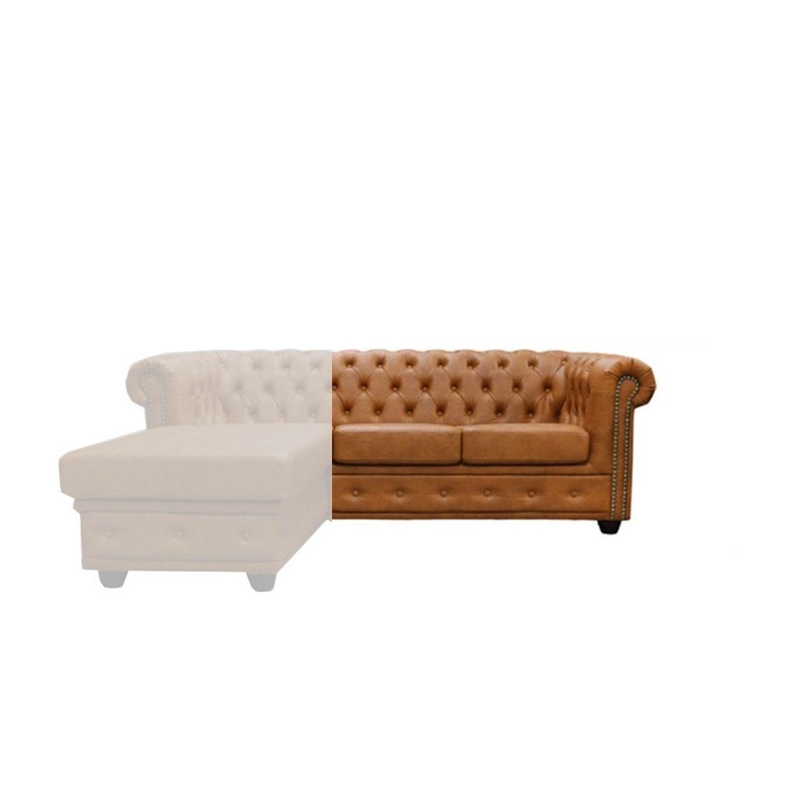 2-Sitzer mit Armlehne rechts