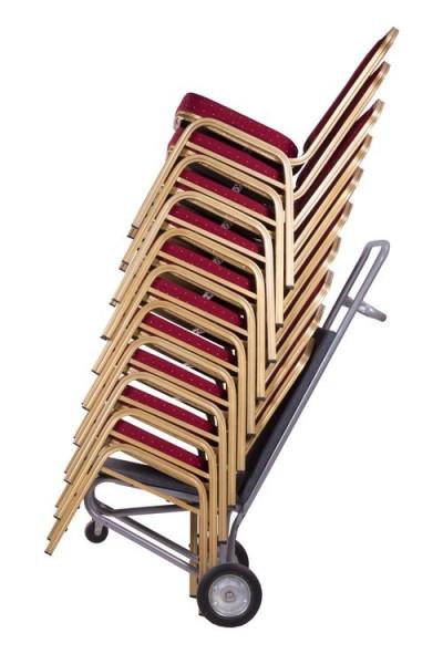 praktische Stuhlkarre für Bankett-Stühle TS