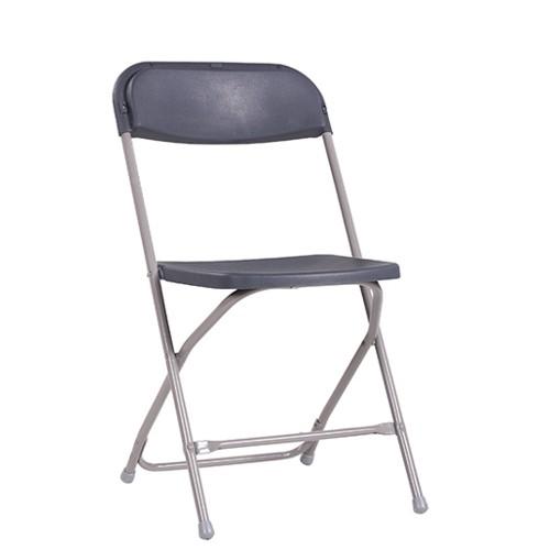 Kunststoffstuhl, klappbar und stapelbar, ideal für Veranstaltungen