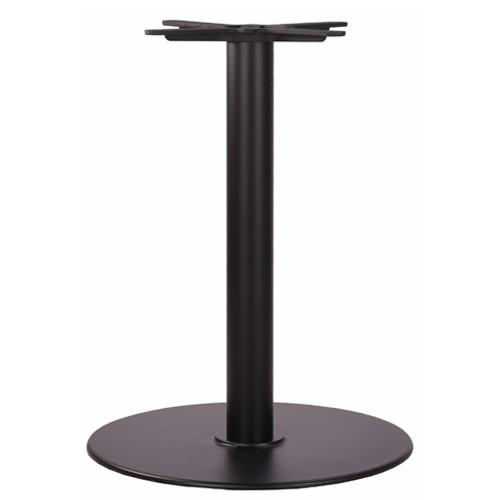 stabiles Tischgestell ROMA 60 für große runde Tischplatten bis 120 cm