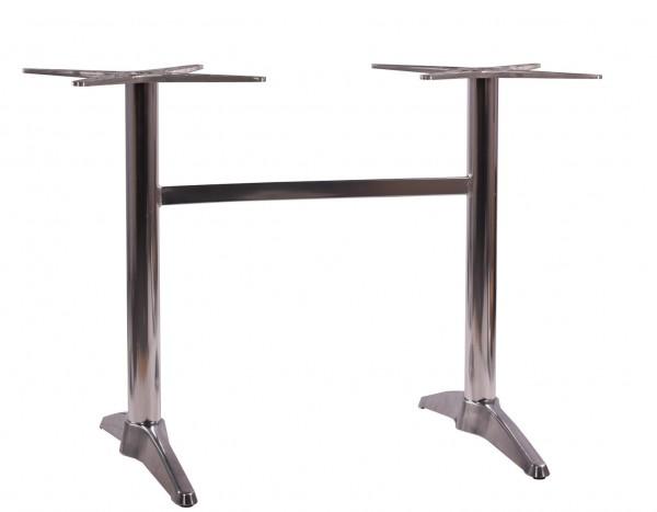 praktisches Outdoor Tischgestell MIRA DUO mit zwei Säulen