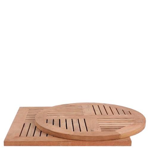 Tischplatte Teakholz 20 mm stark
