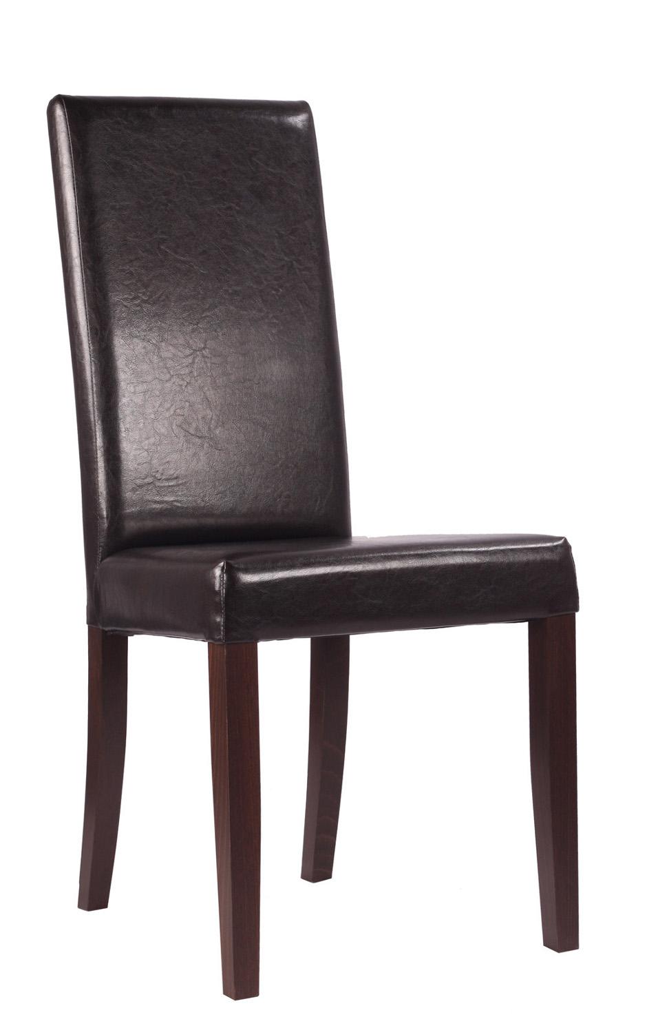 polsterstuhl rela dunkelbraun oder schwarz polsterst hle holzst hle sessel st hle. Black Bedroom Furniture Sets. Home Design Ideas