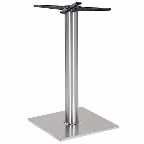 Tischgestell RIANO IX - Edelstahl