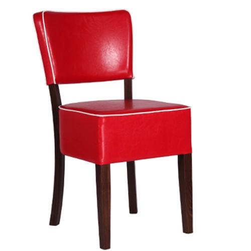 Polsterstühle | Restaurantstühle mit größer Sitzfläche