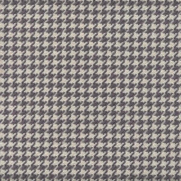 Stoff mit Hahnentritt-Muster BRI06 purple-beige