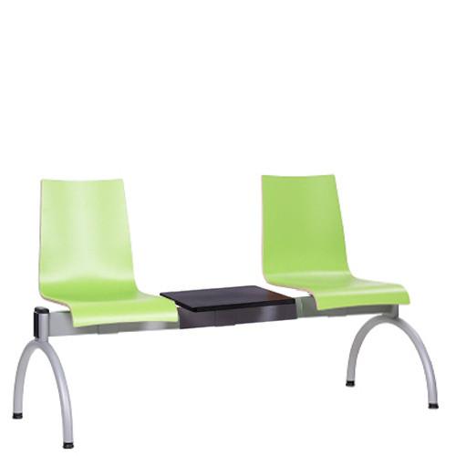 2-Sitzer mit Tisch