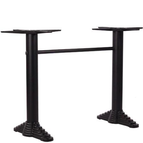 Praktisches Tischgestell LIONA DUO mit zwei Säulen