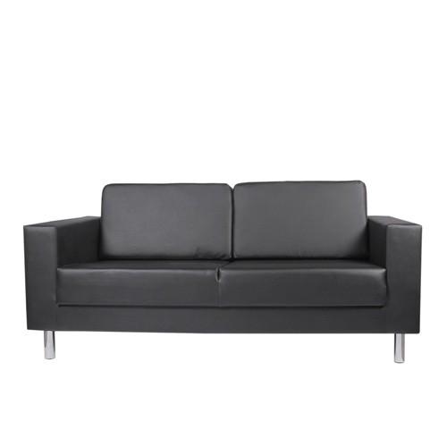 2-Sitzer-Couch POLO für Gastronomie und Hotellerie