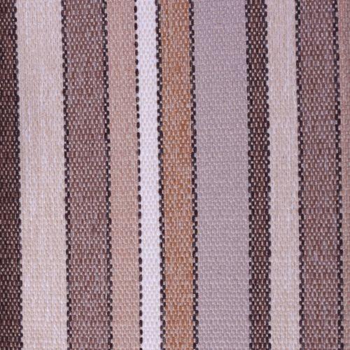 Polsterstoff mit Streifen SBI34 als Meterware in braun-grau