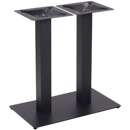 Doppelsäulen-Tischgestell NIZZA DUO