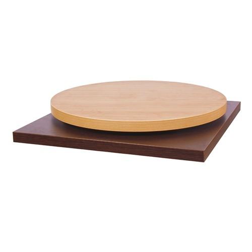 Melamin Tischplatte für Gastronomie und Hotellerie