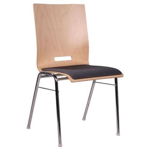 Der Metallstuhl COMBISIT A42 SP ist ein ergonomischer und stabiler Stapelstuhl