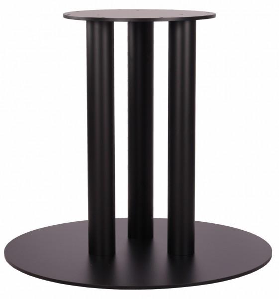 elegantes Tischgestell ROMA MAXI mit drei Säulen
