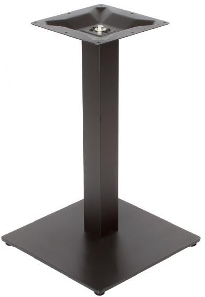 Praktisches Tischgestell in schwarz