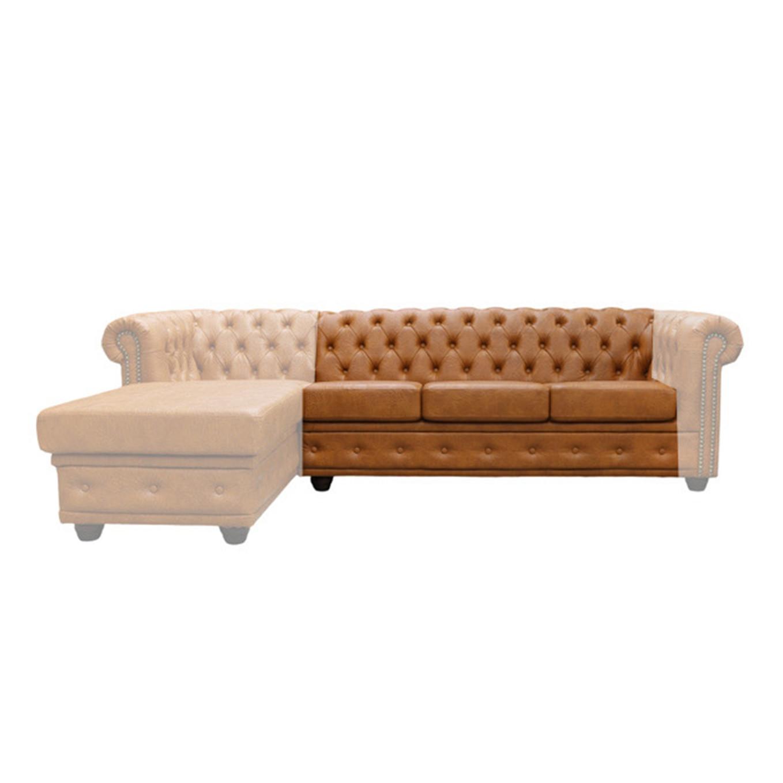 Zwischenelement 3-Sitzer (150 x 90 cm)
