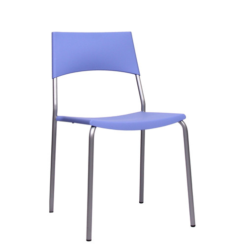 Stuhl TEEN in blau