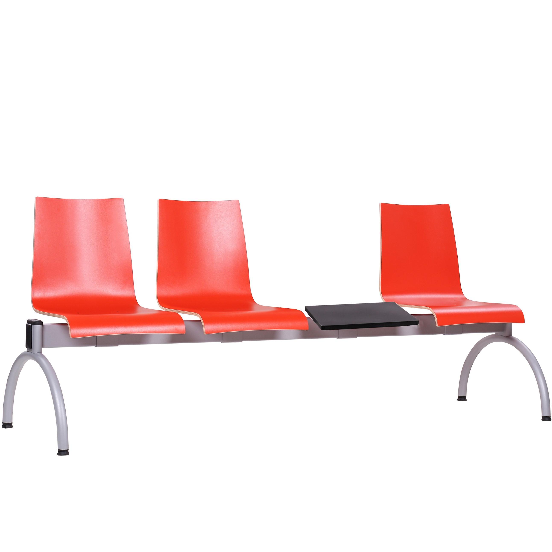 3-Sitzer mit Tisch