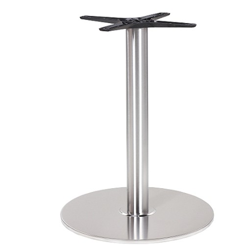 Edelstahl Tischgestell ARICA 57 IX