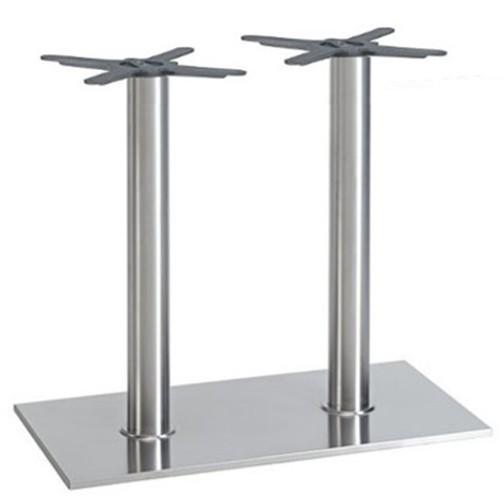 Tischgestell RIANO CR DUO - verchromt