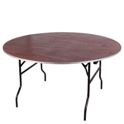 Bankett-Tisch MR rund, klappbar