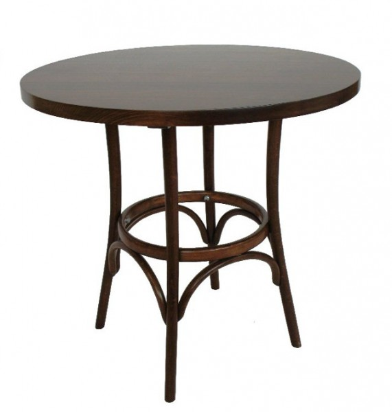 Bugholz Tisch CLASSICO rund