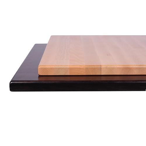Tischplatte Buche massiv - 40 mm stark
