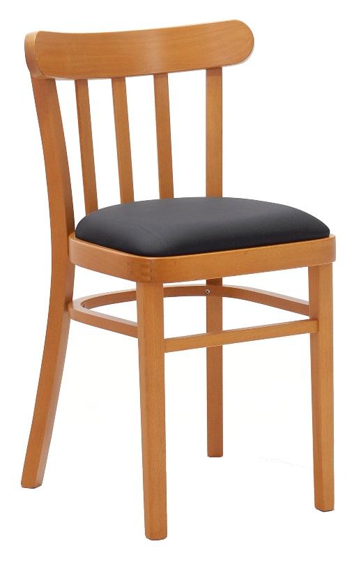 Bistrostuhl Holz in unterschiedlichen Sitzgrößen gem. Auswahl   pemora