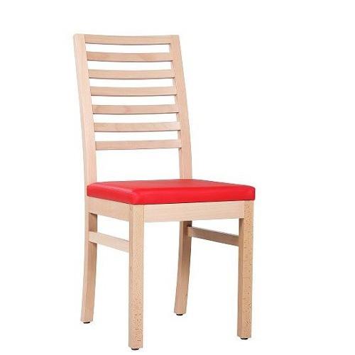 Gastronomie-Stuhl, Sitz gepolstert