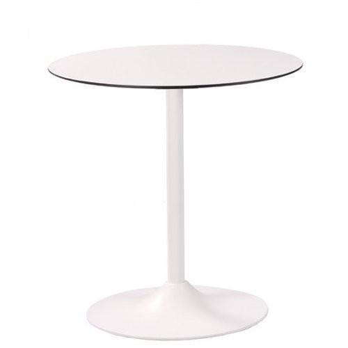 Tisch MATRIX D69-10 in weiß