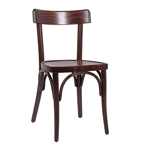 Wirtshausstuhl gebogenes Buchenholz CLASSICO S61