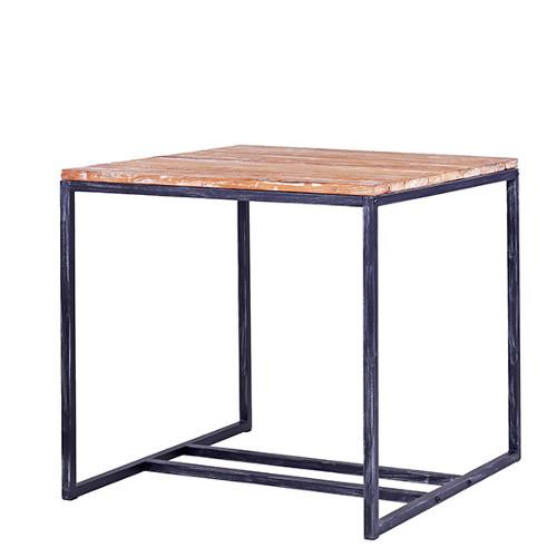 Tisch Mandas Teak Altholz Outdoor Tische Outdoor