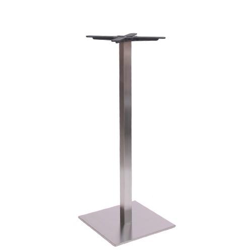 Wetterfestes Outdoor Tischgestell MANILA aus Edelstahl
