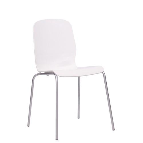 Designer-Stuhl GLAMOUR stapelbar