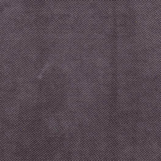 unifarbene Velour-Möbelstoff VER66 mit Wasser- und Fleckschutz in grau