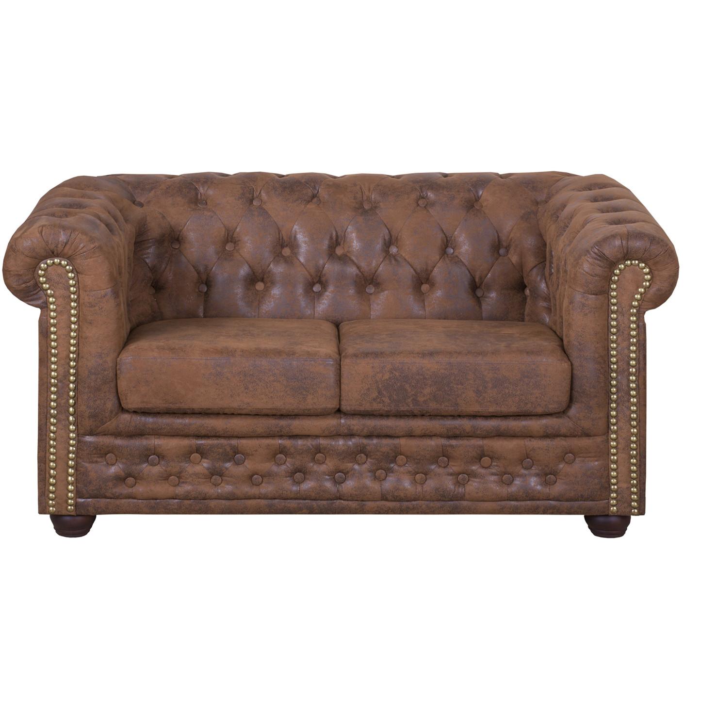 Sofa mit 2 Sitzplätzen
