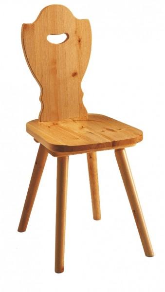 Stühle Kiefer | Bauernstühle | rustikale Landhausstühle