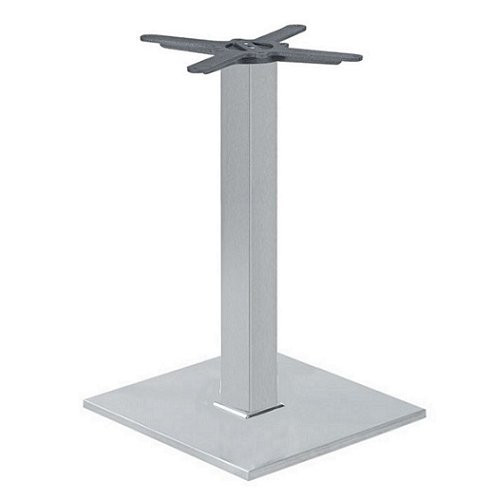 Tischgestell PADUA 60IX - Edelstahl