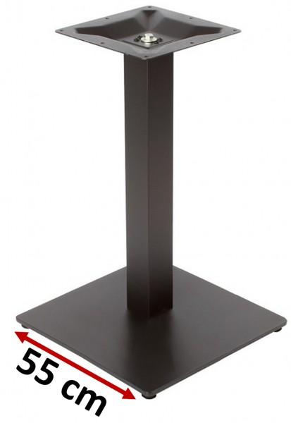 Tischgestell in Gastronomie Qualität schwarz