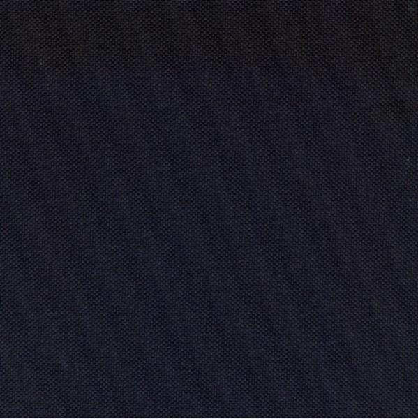 Schwer entflammbarer Polsterstoff MIR in schwarz