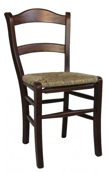 Holzstuhl im rustikalen Design | rustikale Holzstühle