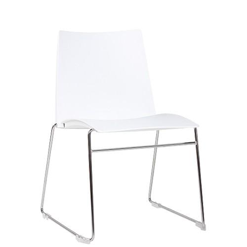 Kunststoffstuhl | Kufenstuhl stapelbar