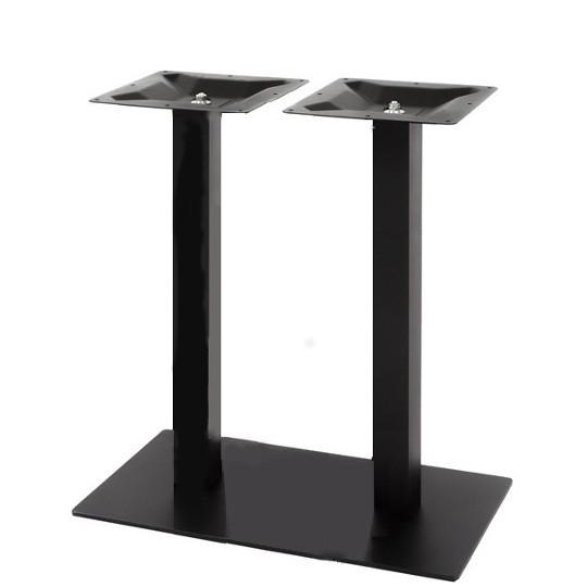 Stehtischgestell | Tischgestell mit 2-Säulen NIZZA DUO