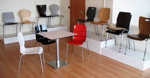 Konferenzstühle COMBISIT von pemora Möbel