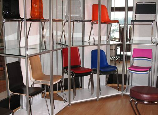 Stapelstühle Konferenzstühle von pemora Coburg